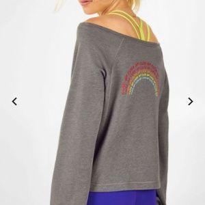 NWOT Fabletics Cute AF Sweater